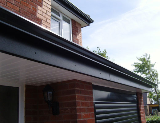 Guttering Installation Fleetwood, Blackpool