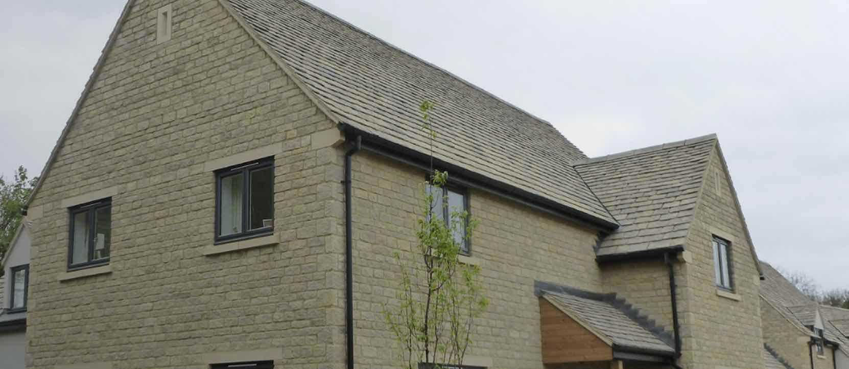guttering installation for lytham homes