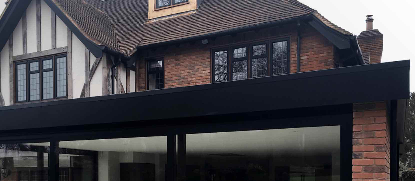Valley, Eaves, Cast Iron & Finlock Guttering