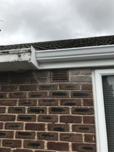Concrete Gutter Replacement